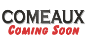 Comeaux Coming Soon Logo
