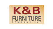 K&B Furniture Logo