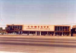 Comeaux Store in the 1970s