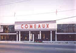 Comeaux Store in the 1990s