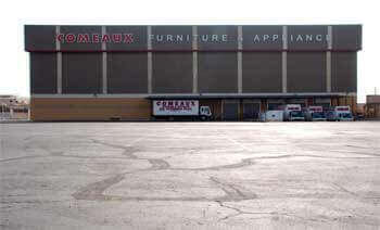 History. Our Warehouse. Comeaux Furniture And Appliance Was Founded  February 1953 In New Orleans ...